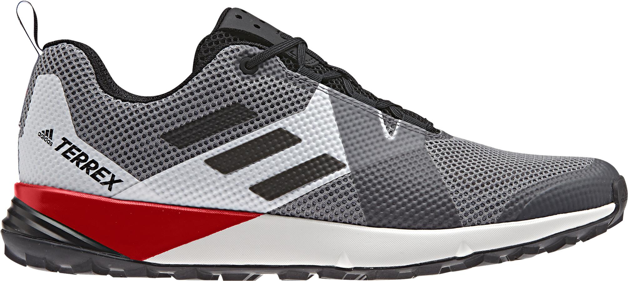 get cheap 3103e 6669c adidas TERREX Two scarpe da corsa Uomo grigio bianco